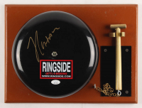 Julio Cesar Chavez Signed Authentic Full-Size Ringside Boxing Bell (JSA COA) at PristineAuction.com