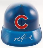 Mark Grace Signed Chicago Cubs Full-Size Batting Helmet (JSA COA) at PristineAuction.com
