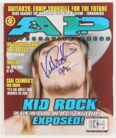 "Kid Rock Signed 1999 ""Alternative Press"" Magazine Inscribed ""99"" (Beckett Hologram) at PristineAuction.com"