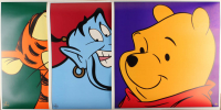 Lot of (3) 1997 Walt Disney LE 23.5x23.5 Lithographs at PristineAuction.com