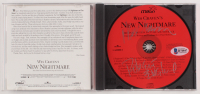 """Wes Craven & Robert Englund Signed """"Wes Craven's New Nightmare"""" Soundtrack CD Album (Beckett COA) at PristineAuction.com"""