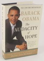 "Barack Obama Signed ""The Audacity of Hope"" Hardcover Book (Beckett Hologram) at PristineAuction.com"