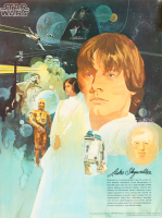 """Vintage 1977 """"Star Wars"""" 18x24 Coca-Cola Promotional Poster at PristineAuction.com"""