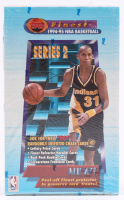 1994-95 Topps Finest Series 2 Basketball Unopened Hobby Box with (24) Packs at PristineAuction.com
