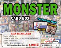 """MONSTER BOX"" Mystery Sealed Product Box! 5 to 10 Products Per Box! at PristineAuction.com"