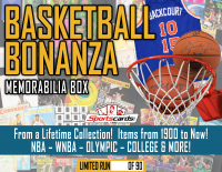 """BASKETBALL BONANZA"" AUTOGRAPHS/VINTAGE/MEMORABILIA MYSTERY BOX! at PristineAuction.com"
