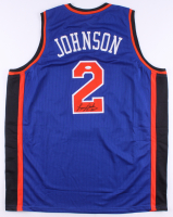 Larry Johnson Signed Jersey (JSA COA) at PristineAuction.com