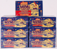 Lot of (7) 2001 Bowman Heritage Baseball Hobby Boxes at PristineAuction.com