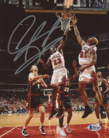 Dennis Rodman Signed Chicago Bulls 8x10 Photo (Beckett COA) at PristineAuction.com