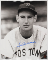Ted Williams Signed Boston Red Sox 16x20 Photo (Williams Hologram & PSA LOA- Autograph Graded 10) at PristineAuction.com