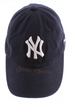 Mickey Mantle Signed New York Yankees Adjustable Baseball Hat (Beckett LOA) at PristineAuction.com