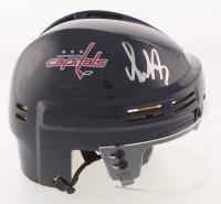Alexander Ovechkin Signed Capitals Mini-Helmet (Fanatics Hologram) at PristineAuction.com