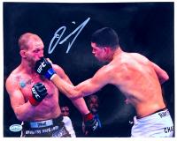 Nate Diaz Signed UFC 8x10 Photo (SI COA) at PristineAuction.com