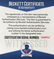 Usain Bolt Signed 11x14 Custom Framed Photo Display (Beckett COA) at PristineAuction.com