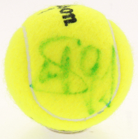 Steffi Graf Signed US Open Tennis Ball (JSA COA) at PristineAuction.com