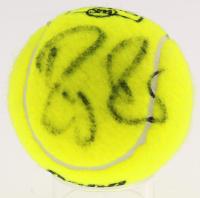 Roger Federer Signed Western & Southern Open Tennis Ball (JSA COA) at PristineAuction.com