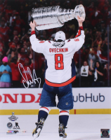 Alexander Ovechkin Signed Washington Capitals 16x20 Photo (Fanatics Hologram) at PristineAuction.com
