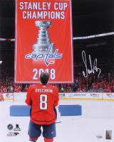 Alexander Ovechkin Signed Washington Capitals 16x20 Photo (Fanatics Hologram) at PristineAuction.com