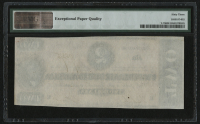 1864 $2 Two Dollar Confederate States of America Richmond CSA Bank Note Bill (T-70) (PMG 63) (EPQ) at PristineAuction.com