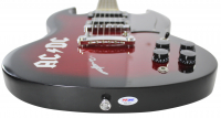 "Angus Young Signed AC/DC  39"" Electric Guitar (PSA COA) at PristineAuction.com"