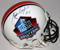 Walter Payton Signed Pro Football Hall of Fame Mini-Helmet (Beckett LOA & Steiner COA) at PristineAuction.com