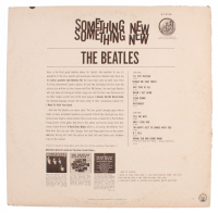 "Paul McCartney Signed The Beatles ""Something New"" Vinyl Record Album (Beckett LOA) at PristineAuction.com"