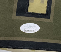 """Brian Dawkins Signed Eagles Nike Salute to Service Jersey Inscribed """"Weapon X!!"""" (JSA COA) at PristineAuction.com"""