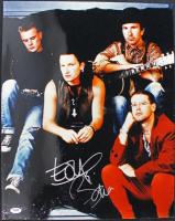 Bono & The Edge Signed U2 16x20 Photo (PSA COA) at PristineAuction.com