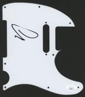 Adam Levine Signed Pick Guard (JSA COA) at PristineAuction.com