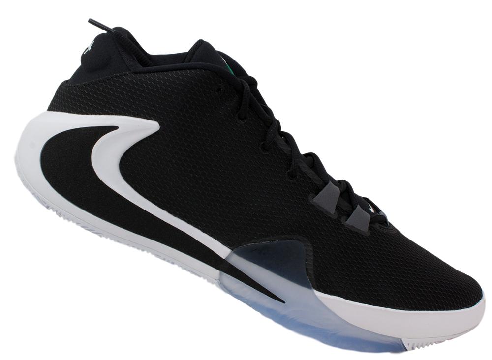 Giannis Antetokounmpo Signed Pair of (2) Nike Zoom Freak 1 ...