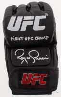 "Royce Gracie Signed UFC Glove Inscribed ""First UFC Champ"" (PA COA) at PristineAuction.com"