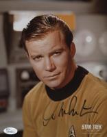 "William Shatner Signed ""Star Trek"" 8x10 Photo (JSA COA) at PristineAuction.com"