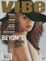 "Beyonce Signed ""Vibe"" Magazine (Beckett COA & PSA Hologram) at PristineAuction.com"