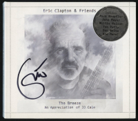 """Eric Clapton Signed """"The Breeze: An Appreciation of JJ Cale"""" CD Album Case (Beckett LOA) at PristineAuction.com"""