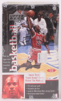 1997-98 Upper Deck Series 1 Basketball Card Box at PristineAuction.com