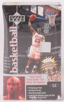 1997-98 Upper Deck Series 2 Basketball Card Box at PristineAuction.com