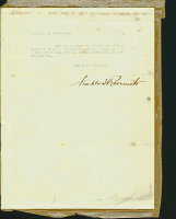 Franklin Roosevelt Signed State of New York Letter (PSA LOA) at PristineAuction.com