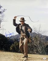 "Harrison Ford Signed ""Indiana Jones"" 16x20 Photo (PSA LOA) at PristineAuction.com"