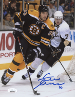 Zdeno Chara Signed Boston Bruins 8x10 Photo (JSA COA) at PristineAuction.com