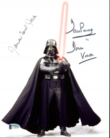 "David Prowse & James Earl Jones Signed ""Star Wars"" 8x10 Photo Inscribed ""Darth Vader"" (Beckett COA) at PristineAuction.com"