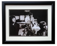 The Rolling Stones 17x21 Custom Framed Photo Display at PristineAuction.com