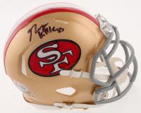 George Kittle Signed 49ers Speed Mini Helmet (Beckett COA) at PristineAuction.com