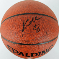 Kobe Bryant Signed NBA Basketball (PSA LOA) at PristineAuction.com