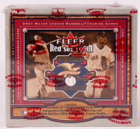 2001 Fleer Boston Red Sox 100th Anniversary Legacy Baseball Hobby Box of (100) Cards at PristineAuction.com