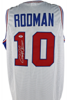 Dennis Rodman Signed Jersey (PSA COA) at PristineAuction.com