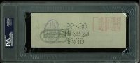 Orville Wright Signed 1939 Personal Bank Check (PSA Encapsulated) at PristineAuction.com