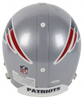 Tom Brady Signed New England Patriots Full-Size Authentic On-Field Helmet  (TriStar Hologram) at PristineAuction.com