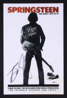 "Bruce Springsteen Signed ""Born To Run"" 12x18 Poster (Beckett LOA) at PristineAuction.com"