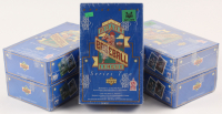 Lot of (5) 1993 Upper Deck Collector's Choice Series 2 Baseball Unopened Box of Jumbo Packs at PristineAuction.com