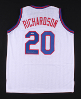 Micheal Ray Richardson Signed Jersey (PSA COA) at PristineAuction.com